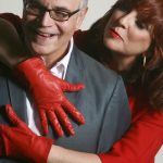 Cheryl Bentyne and Mark WinklerRed Gloves hi res