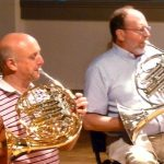 Steven Gross -Czech-American Horn Duo