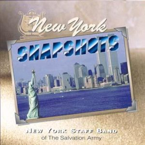 New York Snapshots – New York Staff Band