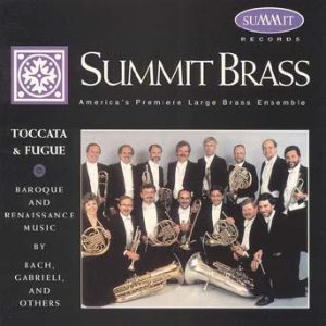 Toccata & Fugue – Summit Brass