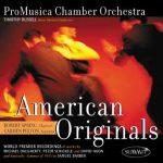 American Originals – ProMusica Chamber Orchestra