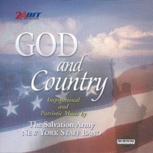 God and Country – New York Staff Band