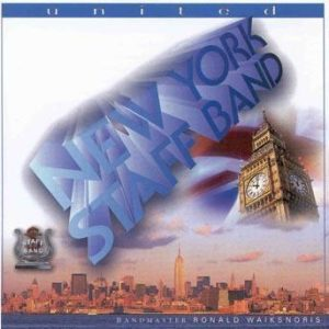 United – New York Staff Band