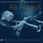 LIVE...As Always-DVD - Dave Liebman Big Band