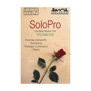 SoloPro: Trombone – Thomas Ashworth