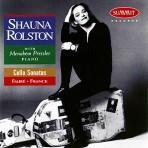 Cello Sonatas - Shauna Rolston