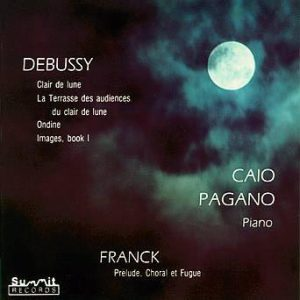 Debussy and Franck – Caio Pagano