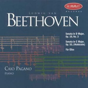 Beethoven Piano Music – Caio Pagano