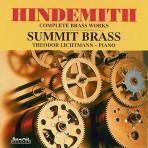 Hindemith: Complete Brass Works - Summit Brass