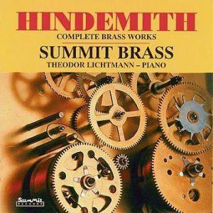 Hindemith: Complete Brass Works – Summit Brass