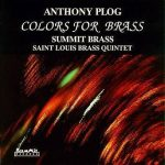 Colors for Brass – Summit Brass, St. Louis Brass Quintet