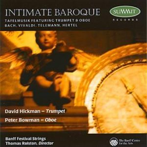 Intimate Baroque – David Hickman and Peter Bowman