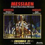 Messiaen - Ensemble 21