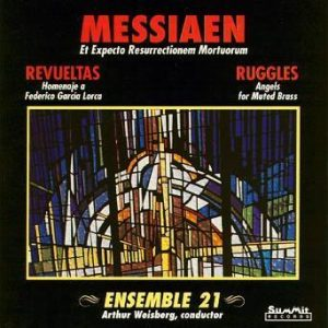 Messiaen – Ensemble 21