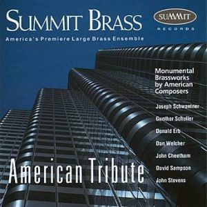 American Tribute – Summit Brass