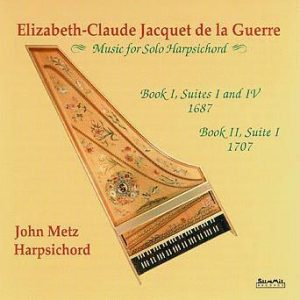 Music for Harpsichord – John Metz