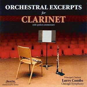 OrchestraPro: Clarinet – Larry Combs