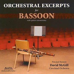 OrchestraPro: Bassoon – David McGill