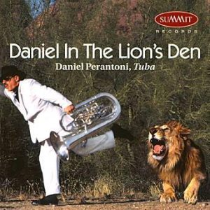 Daniel in the Lion's Den – Daniel Perantoni