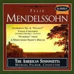 Mendelssohn - American Sinfonietta