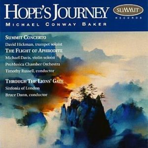 Hope's Journey – Music of Michael Conway Baker