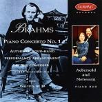Brahms: Four Hands - Aebersold and Neiweem piano duo