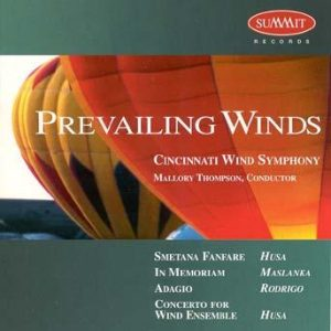Prevailing Winds – Cincinnati Wind Symphony