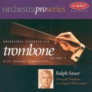 OrchestraPro II: Trombone – Ralph Sauer