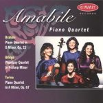 Amabile – Amabile Piano Quartet