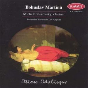 Otiose Odalisque – Michele Zukovsky