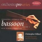 OrchestraPro II: Bassoon - Christopher Millard