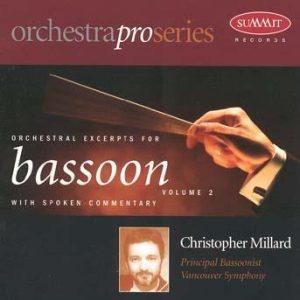 OrchestraPro II: Bassoon – Christopher Millard