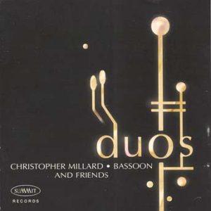 Duos – Christopher Millard