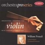 OrchestraPro: Violin - William Preucil