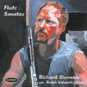Flute Sonatas – Richard Sherman