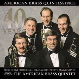 Quintessence – American Brass Quintet
