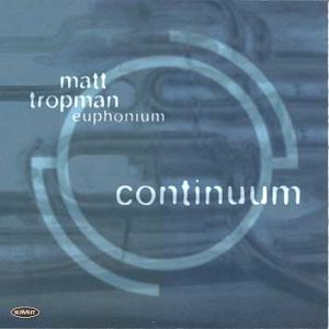 Continuum – Matt Tropman