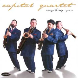 Anything Goes – Capitol Quartet