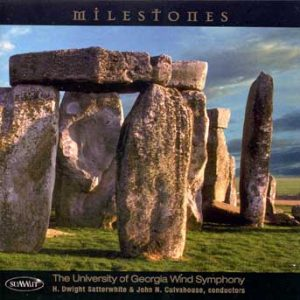Milestones – University of Georgia Wind Symphony