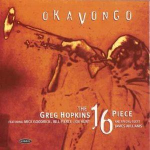Okavongo – Greg Hopkins 16 Piece