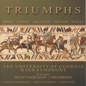 Triumphs – University of Georgia Wind Symphony