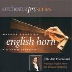 OrchestraPro: English Horn - Julie Ann Giacobassi
