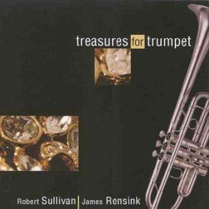 Treasures for Trumpet – Robert Sullivan