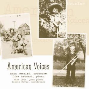 American Voices – Mark Hetzler