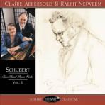 Schubert: Four-Hand Piano Works, vol. 1 - Aebersold and Neiweem piano duo