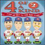 Four of a Kind 2 – Joseph Alessi, Blair Bollinger, Scott Hartman, Mark Lawrence