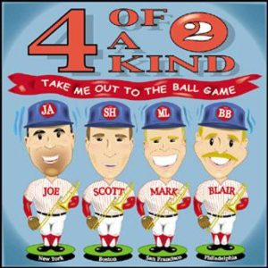 Four of a Kind 2 – Joseph Alessi, Blair Bollinger, Scott Hartman, Mark Lawrence