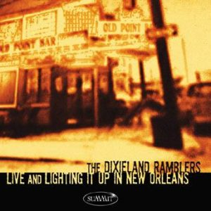 Live and Lighting It Up in New Orleans – Dixieland Ramblers