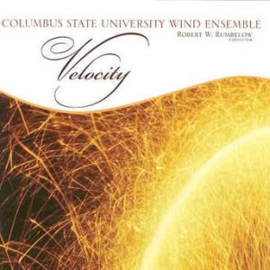 Velocity – Columbus State University Wind Ensemble
