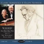 Schubert: Four-Hand Piano Works, vol. 2 - Aebersold and Neiweem piano duo